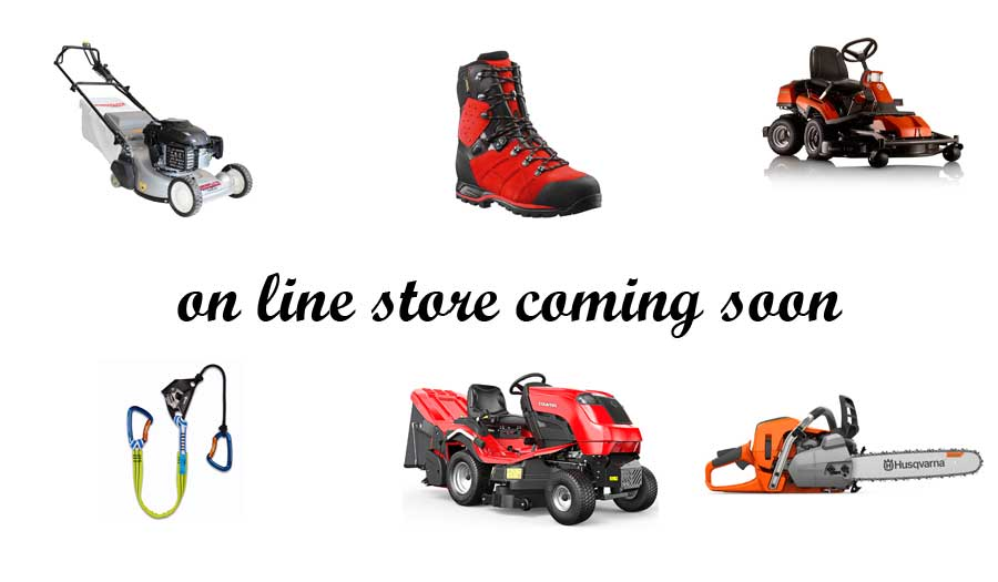 on line store coming soon